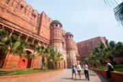 Delhi To Taj Mahal