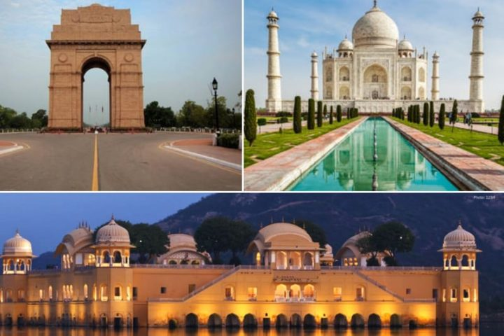 5 Days Golden Triangle Tour Package