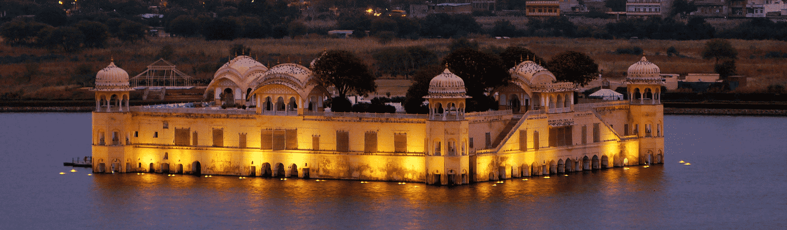 Golden Triangle Tour 6 Days