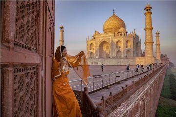 Delhi Taj Mahal