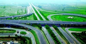 Yamuna express way