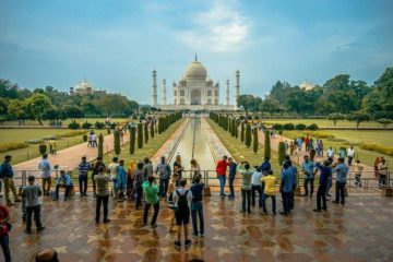 Taj Mahal Tour From Jaipur